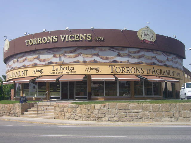 Aprovat el planejament per ampliar les instal·lacions de Torrons Vicens, a Agramunt