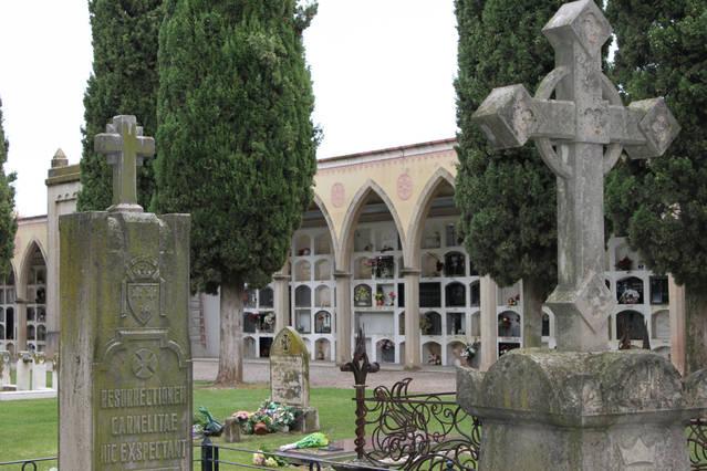 Aprovat el projecte d'ampliació del cementiri municipal de Tàrrega amb la construcció de 90 nous nínxols