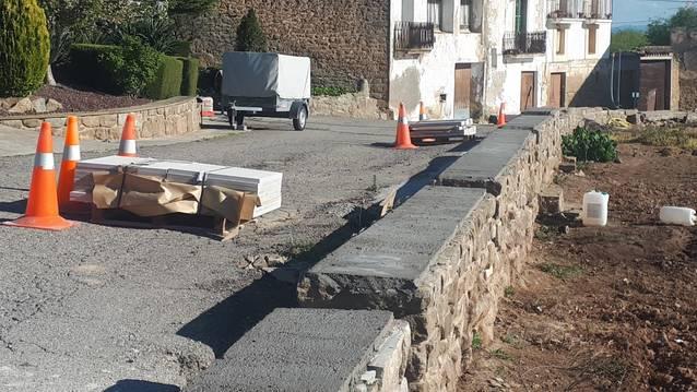 ARRANJAMENTS A ALMENARA ALTA I LES PUELLES
