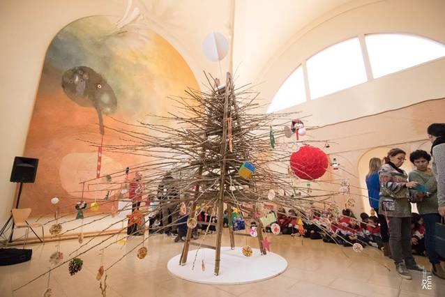 Arriba el Nadal a l'Espai Guinovart d'Agramunt
