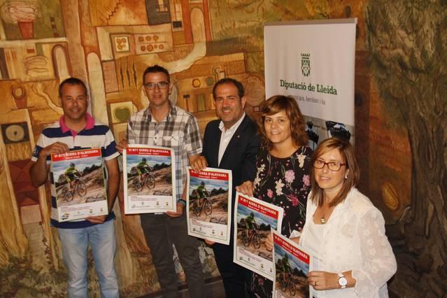 Arriba la sisena edició de la BTT Serra d'Almenara el pròxim 17 de setembre