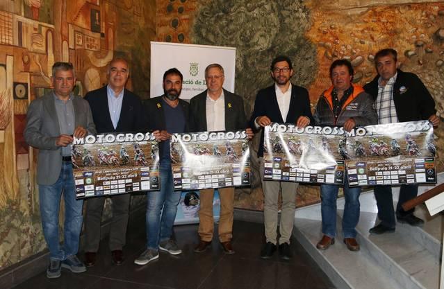 Bellpuig tornarà a ser la capital del motocròs amb la prova del Campionat d'Espanya d'aquest cap de setmana