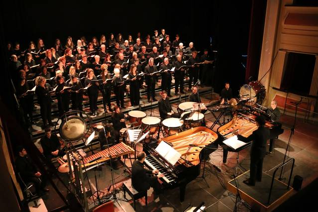 """""""Carmina Burana"""" arriba a Bellpuig amb l'Orfeó Lleidatà i l'Orquestra Simfònica de Julià Carbonell Terres de Lleida"""