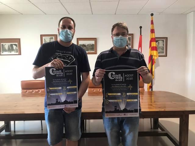Castellserà celebra la vuitena edició del CastellSerà de Nit