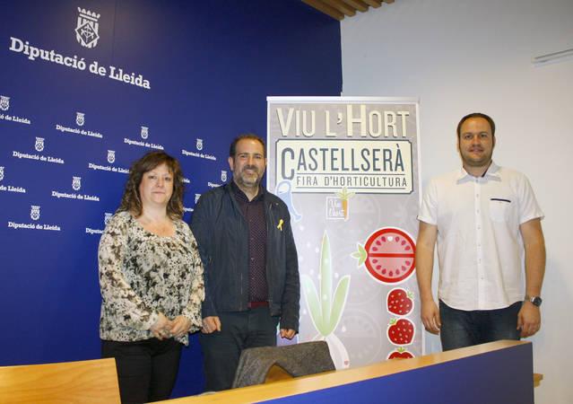 Castellserà posa en marxa 'Viu l'Hort', la primera fira del país dedicada a l'horticultura