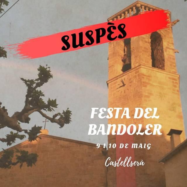 Castellserà suspèn la 16a Festa del Bandoler a causa de la crisi sanitària