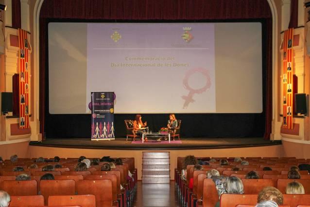 Commemoració del Dia Internacional de les Dones a Bellpuig
