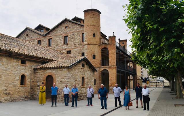 Constituïda la Fundació Canals d'Urgell