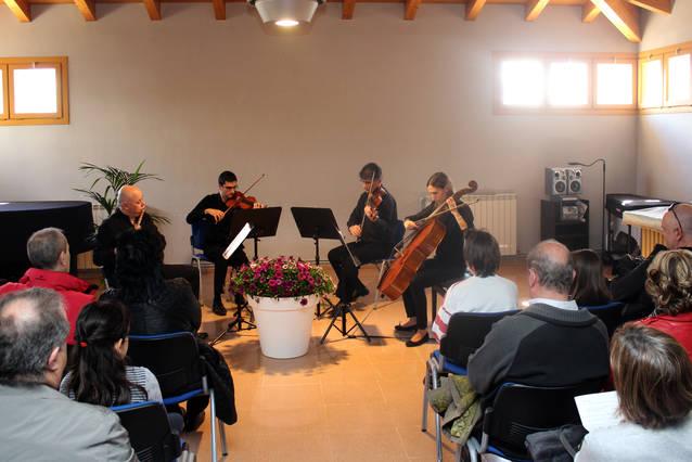 Continua amb èxit el cicle de concerts dels 40 anys de l'Escola Municipal de Música de Tàrrega