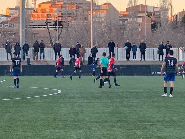 Derrota injusta del Tàrrega contra l'Andorra