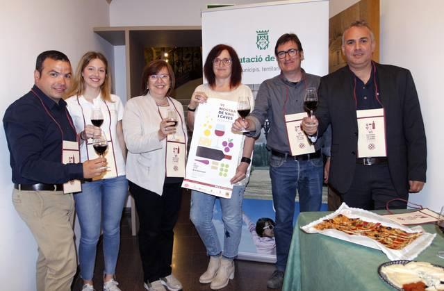DVins, Mostra de Vins i Caves de Proximitat d'Agramunt espera servir més de 15.000 degustacions el dissabte 26