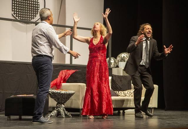 El 32è concurs de teatre obre amb èxit de públic