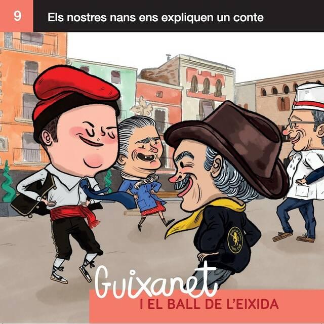 El Ball de l'Eixida protagonitza el nou conte de Guixanet