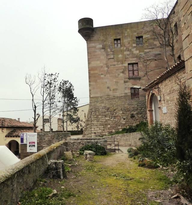 El Bisbat d'Urgell dona 543m2 de zona verda de Montclar a Agramunt