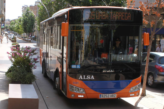 El bus urbà de Tàrrega serà gratuït del 16 al 22 de setembre per la Setmana Europea de la Mobilitat