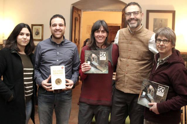El call de Tàrrega, en un llibre que recull els principals indrets jueus de Catalunya