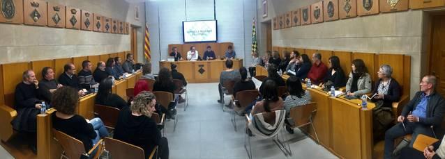 El Consell d'Alcaldes i Alcaldesses de l'Urgell proposa una inversió a la xarxa d'aigua de la Vall del Corb