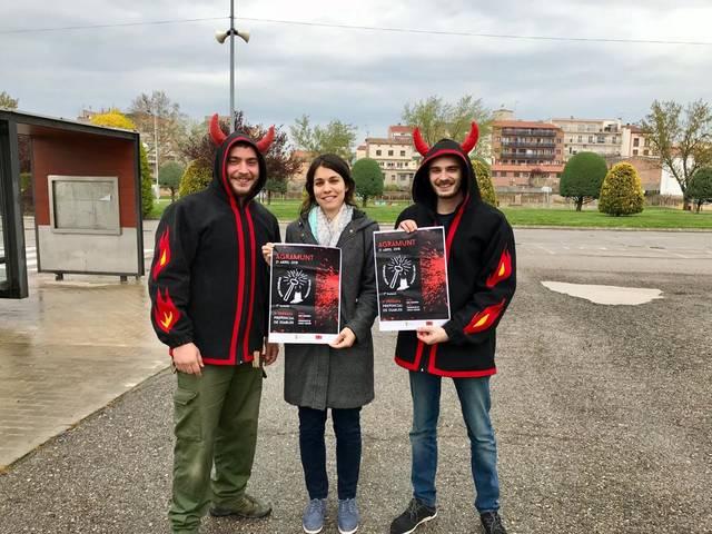 El grup de Diables l'Espetec i l'Ajuntament d'Agramunt impulsen la I Trobada de Colles de Diables