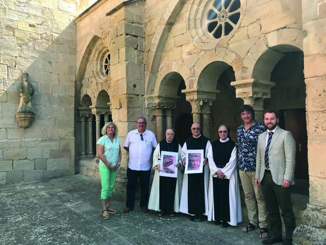 El Monestir de Vallbona de les Monges celebra el 5è cicle de música 'La Pedra Parla', amb tres concerts el 3 i 4 d'agost
