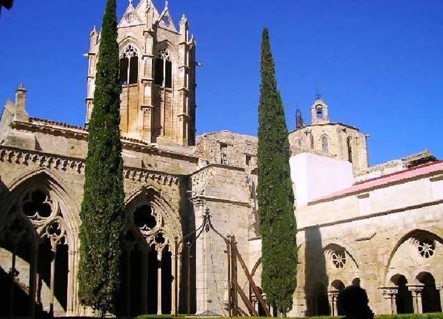 El monestir de Vallbona de les Monges ofereix un espai per votar l'1 d'octubre