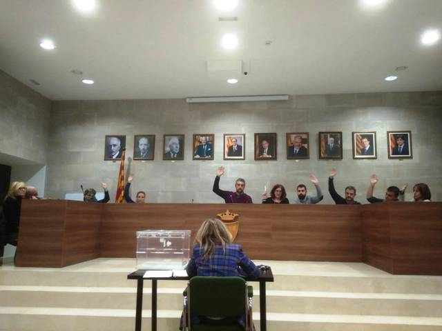 El Ple de l'Ajuntament d'Agramunt ha aprovat el pressupost municipal que enguany ascendeix a 5,4M€