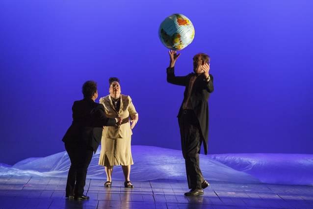 """El projecte teatral """"InCursió Social"""" torna a Tàrrega amb una peça que promou la conscienciació ecològica"""