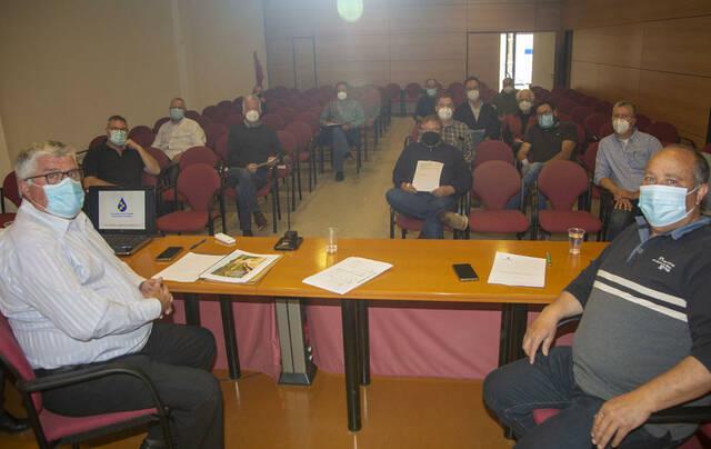 El Segarra-Garrigues regarà unes altres 1.164 ha partir del maig i ja en prepara 1.386 més