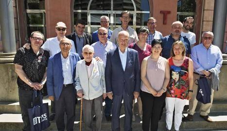 El setmanari 'Nova Tàrrega' celebra 75 anys amb un tribut als col·laboradors