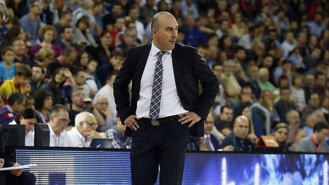 El targarí Jaume Ponsarnau serà l'entrenador principal del València Basket
