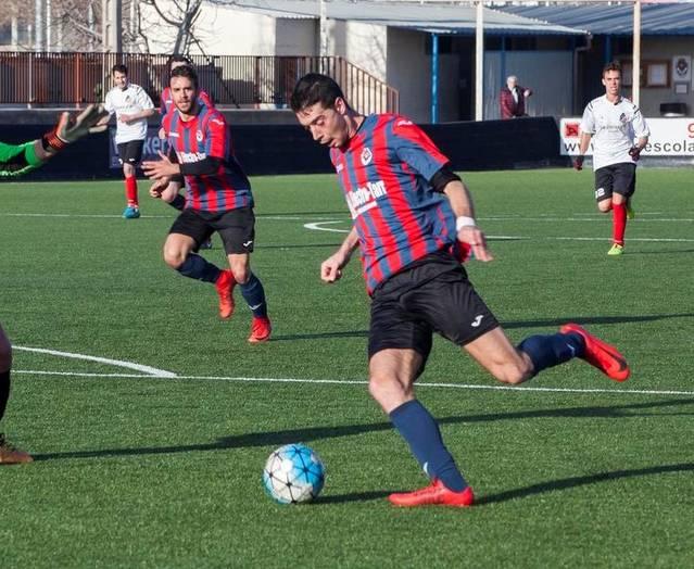 El Tàrrega guanya 0-2 al camp del Vilanova i la Geltrú