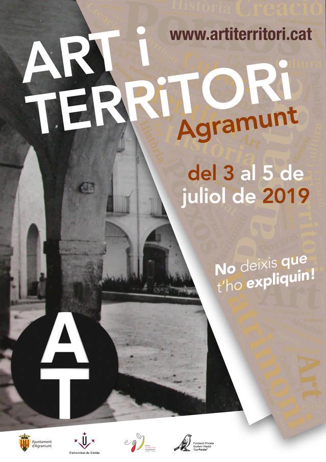 Els porxos l'eix temàtic de la 6a edició del curs art i territori
