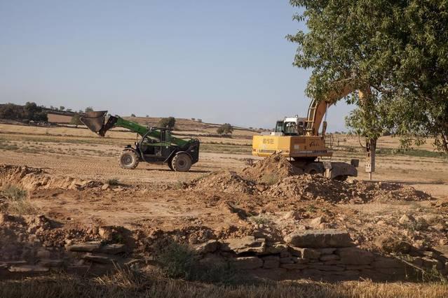 Exigeixen paralitzar la construcció de la planta de compostatge d'Ossó
