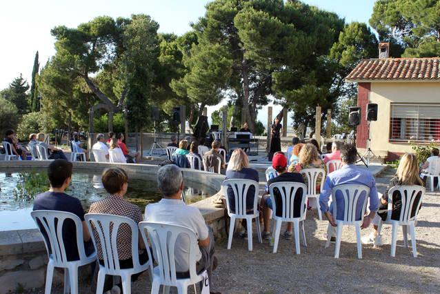 Èxit de la represa cultural a Tàrrega amb dos concerts emmarcats dins el Dia de la Música