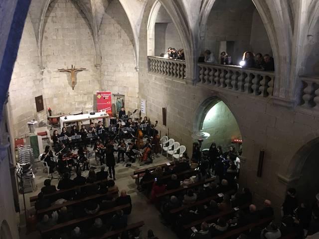 """Èxit de públic al segon concert del """"Musicant l'Urgell"""" a Belianes"""