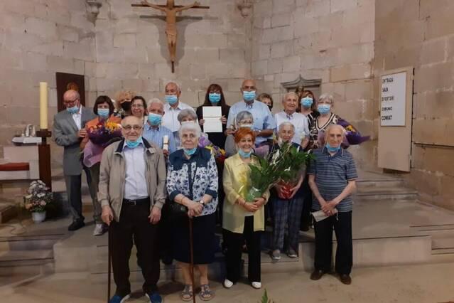 Festa d'homenatge a la gent gran de Belianes
