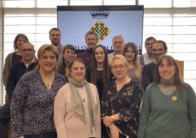 Finalitzat el programa ENFEINA'T 2018 del Consell Comarcal de l'Urgell