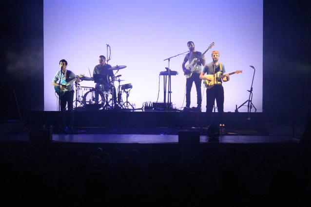 Gran èxit del concert del grup Manel dins el cicle Tàrrega Sona 2020