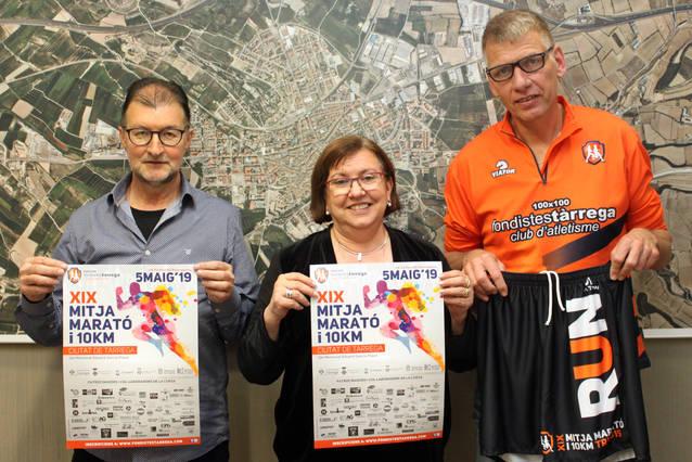 La 19a Mitja Marató i 10 KM Ciutat de Tàrrega preveu superar els 600 participants