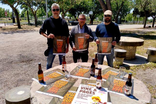 La 7a Fira de la Cervesa Artesana aplegarà per primera vegada tots els elaboradors lleidatans amb marca pròpia