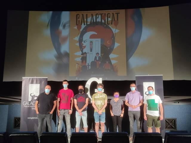 La 8a edició del Galacticat comptarà amb 120 curtmetratges i més de 30 pel·lícules