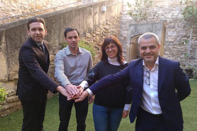 """""""La Caixa"""" i la Residència Sant Antoni de Tàrrega col·laboren per adquirir llits elèctrics articulats"""