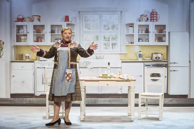 La comèdia 'Shirley Valentine' torna al Teatre Ateneu de Tàrrega 25 anys després