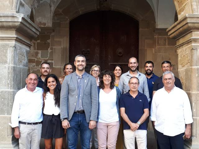La consellera Jordà visita Agramunt