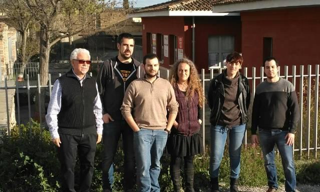 La CUP de Tàrrega presenta els primers candidats a les eleccions municipals
