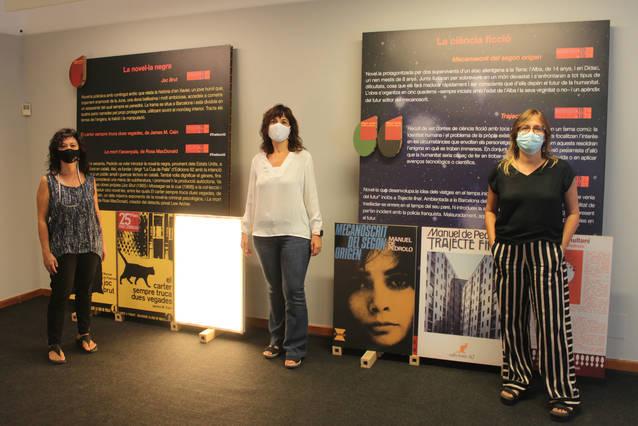 La dimensió social i política de l'escriptor Manuel de Pedrolo centra la nova exposició del Museu Tàrrega Urgell