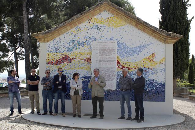 La Festa de l'Arbre de Tàrrega commemora els 125 anys de la portada de l'aigua des del Canal d'Urgell