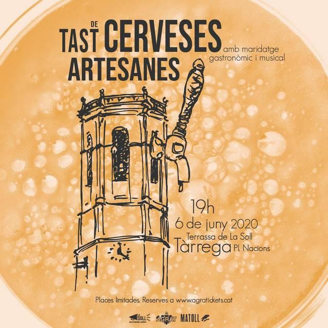 La Fira de la Cervesa Artesana de Tàrrega es reformula amb un tast per a 70 persones el pròxim 6 de juny a La Soll