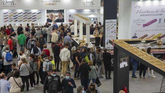La Fira del Torró d'Agramunt finalitza amb 22.000 visitants i un bon volum de vendes