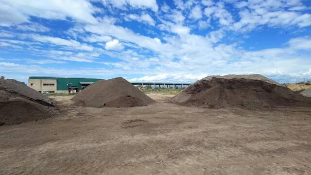 La planta de compostatge de Tàrrega va vendre 852 tones de compost el 2020