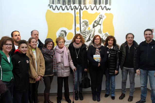 La Sala Marsà de Tàrrega acull una exposició sobre el vessant com a il·lustrador de l'artista Jaume Minguell